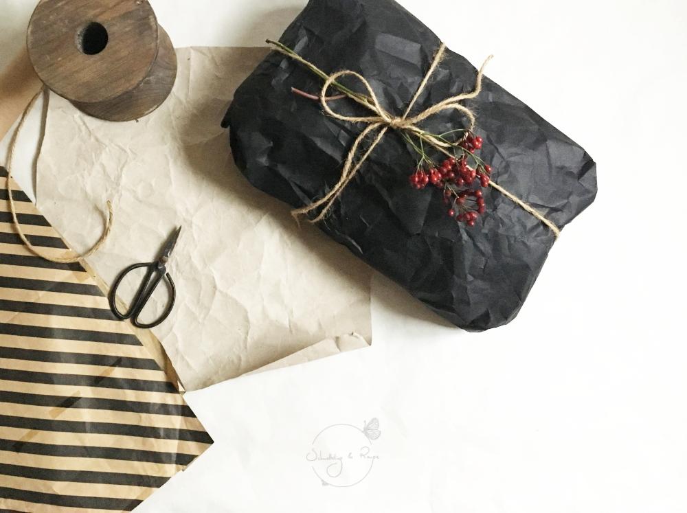Geschenkpapier Kannst Du Dir Schenken Nachhaltig Und Kreativ